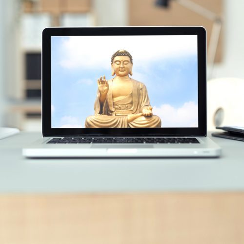 Nuovo anno di lavoro, nuova immagine desktop