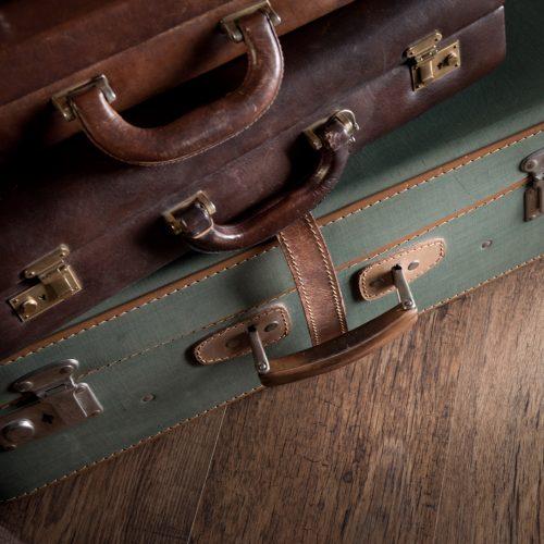 Valigia, bagaglio del viaggiatore, insegnamenti