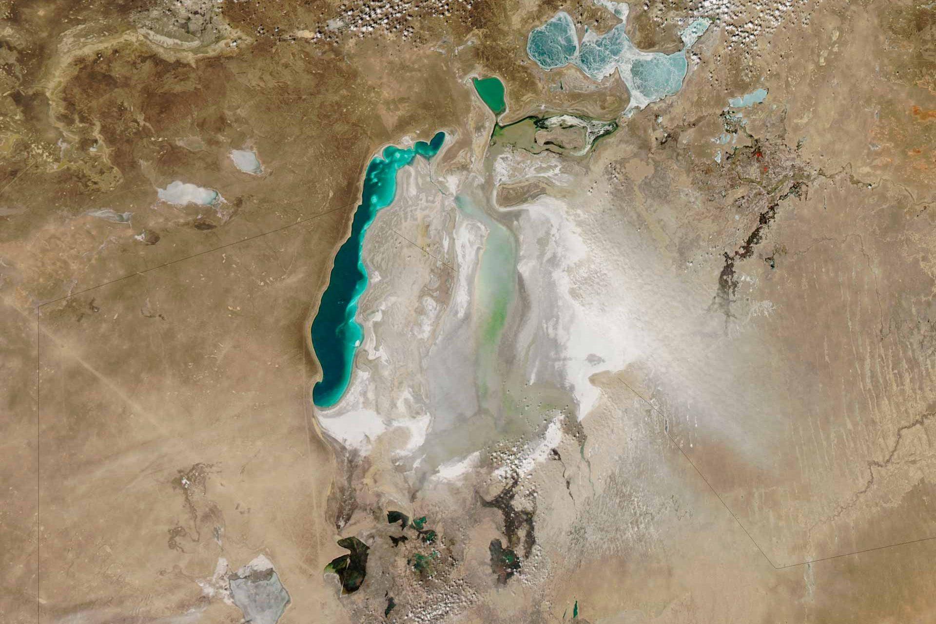 Lago Aral, il cambiamento dovuto alla moda