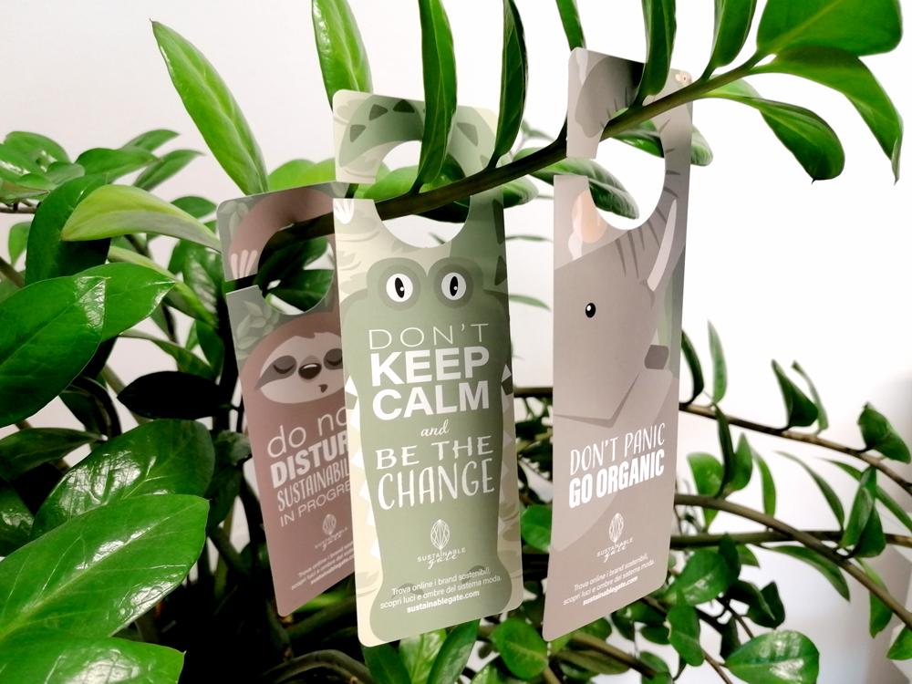 agenzia comunicazione moda sostenibile sustainable gate appendini